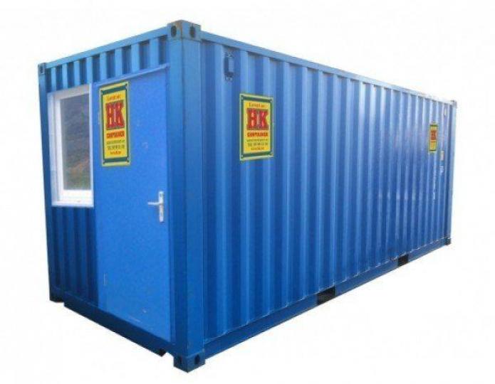 Containerhenger LC combi work/sleep