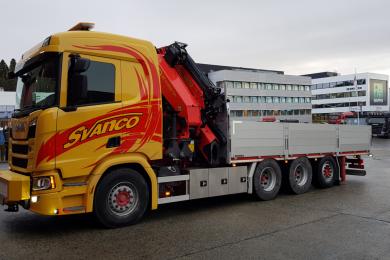 Scania R500 – 2019 modell