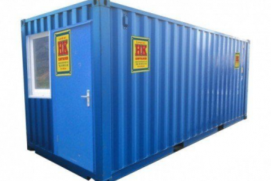 Containerhenger LC combi work/sleep